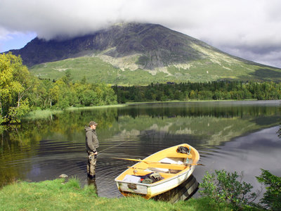 Fishing 58 hemsedal VBK 11